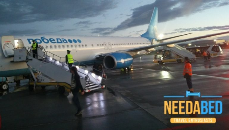 Recensione Pobeda Airlines